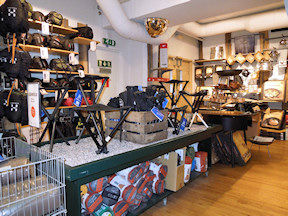 Walkstool in a shop 2